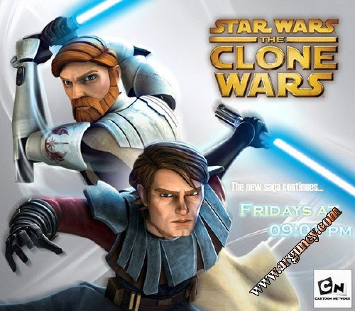 Star Wars The Clone Wars (2008/Ñåçîí 1/ñåðèÿ 13/HDTVRip)