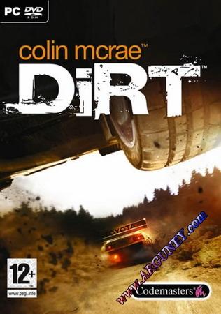 Colin McRae Dirt (2007/MULTI5/Repack)