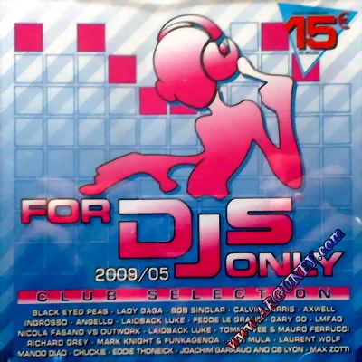 For DJs Only 2009/05 Club Selection (2009)
