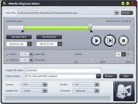 4Media Ringtone Maker 2.0.4.0908 Portable