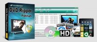 Wondershare DVD Ripper Platinum 4.5.0 Portable