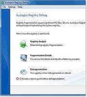 Auslogics Registry Defrag 6.1.0.0 Portable