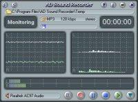 Adrosoft AD Sound Recorder 5.2 Portable