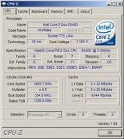 CPU-Z 1.58 Portable