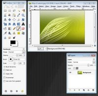 GIMP 2.7.3 Test Portable