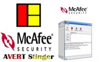 McAfee AVERT Stinger 10.2.0.351 Portable