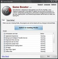 IObit Game Booster 3.1 Portable