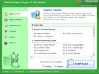 WinMend Registry Cleaner 1.6.5.0 Portable