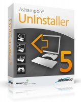 Ashampoo UnInstaller 5.0.1 Portable