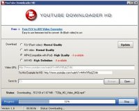 YouTube Downloader HD 2.9.6 Portable