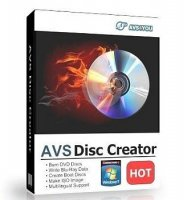 AVS Disc Creator 5.0.7.521 Portable