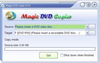 Magic DVD Copier 8.1 Portable