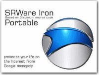 SRWare Iron 29.0.1600.1 Portable