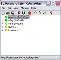 Password Safe 3.32 Portable