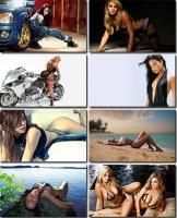 Mega HD Wallpapers Girls 5