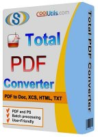 Coolutils Total PDF Converter 5.1.33 Portable
