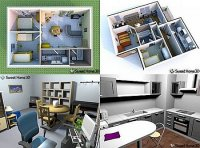 Sweet Home 3D 4.6 Portable