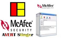 McAfee AVERT Stinger 12.1.0.1498 Portable